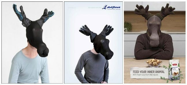 Воровство рекламных идей (29 фото)