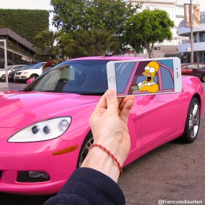 Герои мультсериала «Симпсоны» в реальной жизни (17 фото)