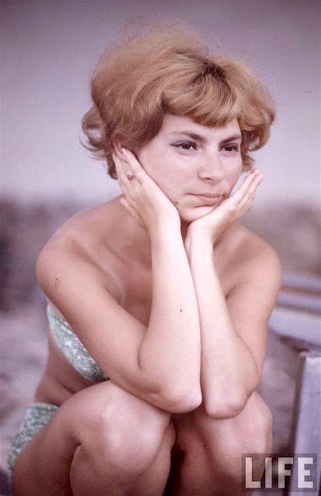 Советская молодёжь 1960-х в объективе американского фотографа (40 фото)