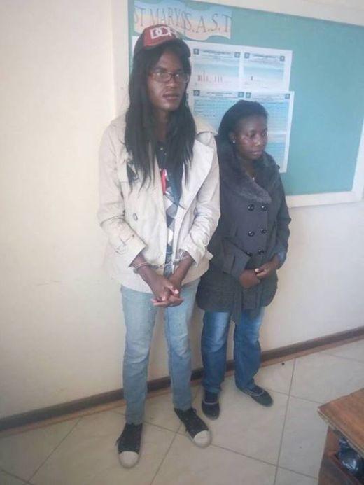Разоблачение года в Зимбабве (3 фото)