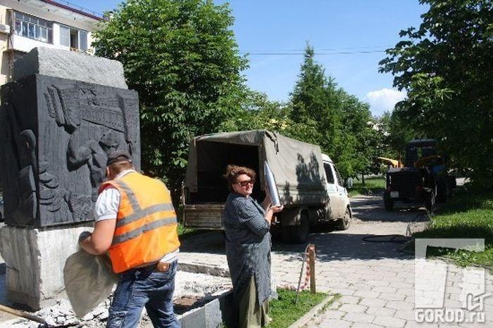 В Тольятти извлекли капсулу времени с посланием для молодежи (5 фото)