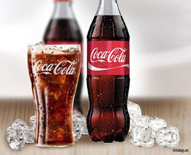 6 необычных фактов о Coca-Cola (6 фото)