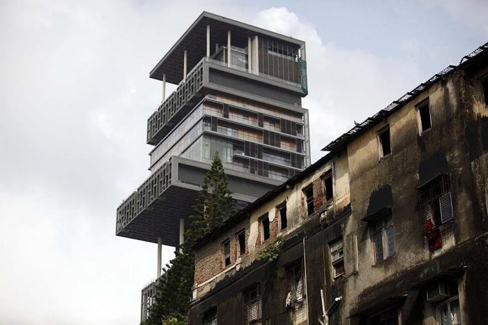Самый дорогой дом в мире (7 фото)