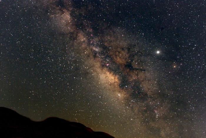 Млечный путь в фотографиях (43 фото)