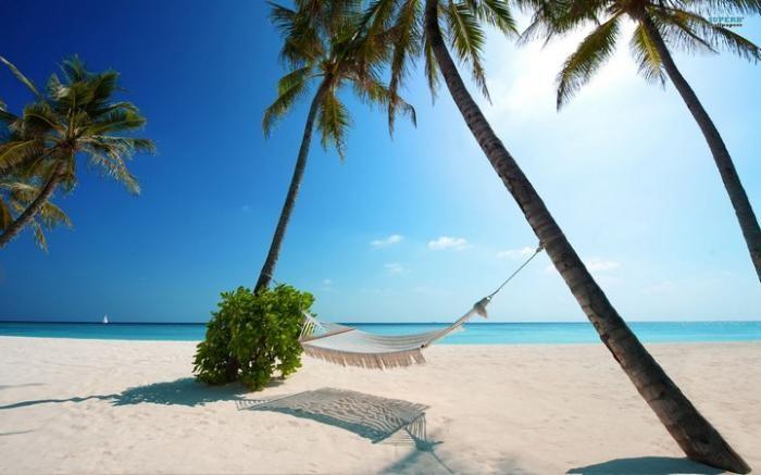 Роскошный отдых на Мальдивах (5 фото)