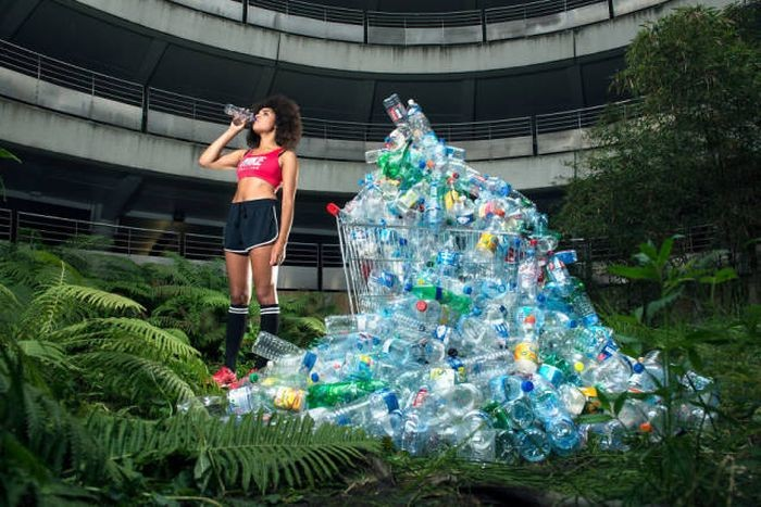 Сколько мусора производит современный человек (8 фото)