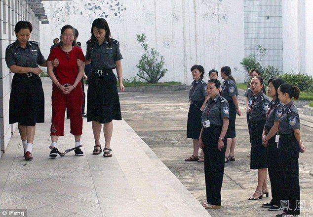 Китайские смертницы (14 фото)