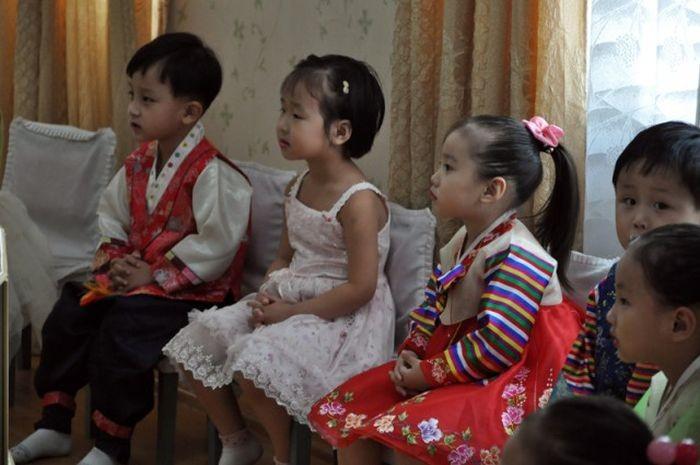 Фото с экскурсии по Северной Корее (59 фото)