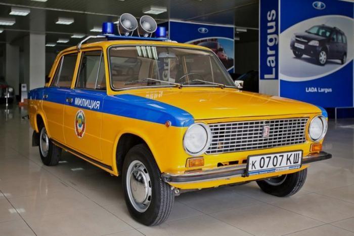 Советские машины по цене спорткаров (19 фото)