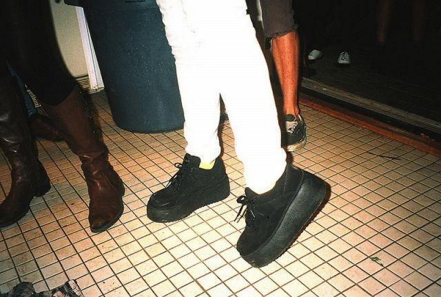 90-е - время платформ (18 фото)