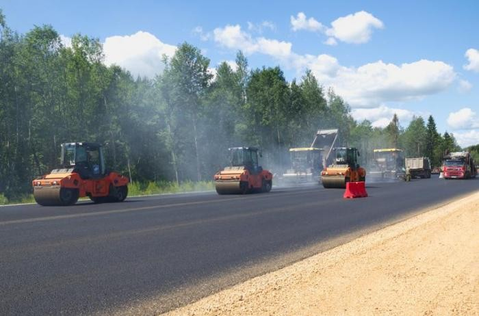 Кто и как разбивает дороги (7 фото)