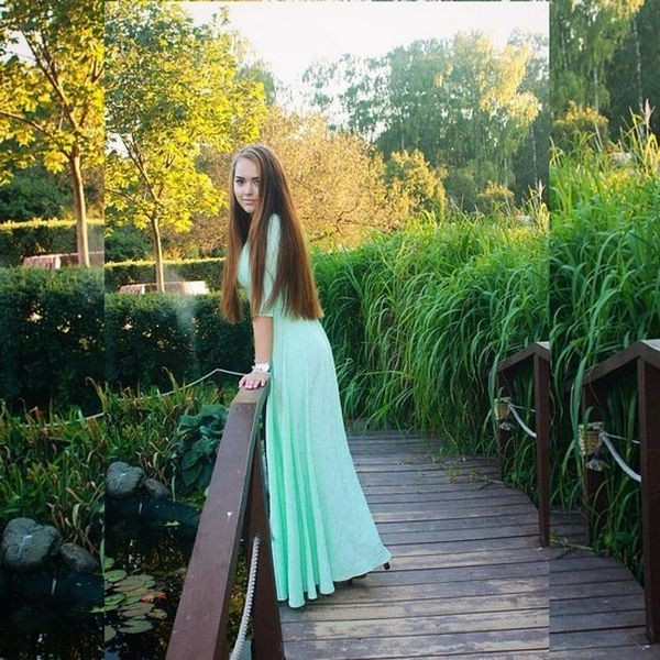 Арина Сахарова - внучка Владимира Высоцкого (16 фото)