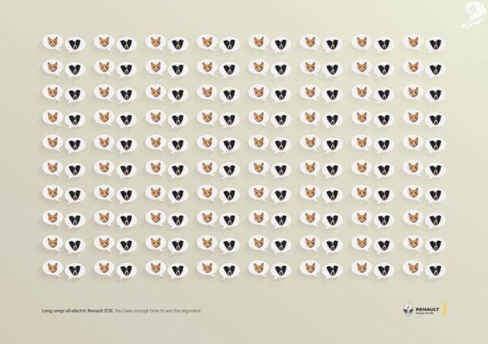 Лучшая печатная реклама фестиваля «Каннские львы» (28 фото)