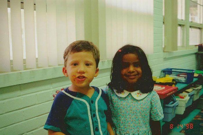 Парень сдержал обещание, данное 20 лет назад в детском саду (14 фото)
