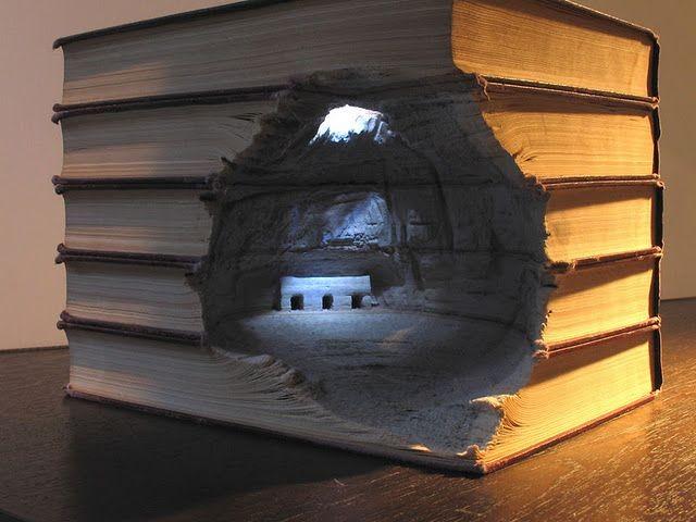 Пейзажи из книг (17 фото)