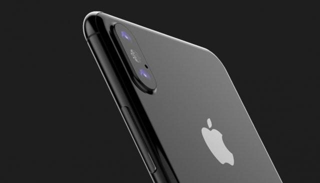 Первый взгляд на iPhone 8 (2 фото+видео)