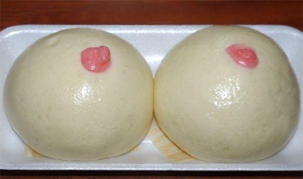 Съедобные мясные титьки из японской лавочки (24 фото)