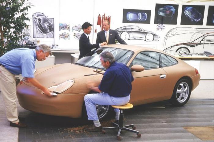 Кто такие дизайнеры автомобилей (8 фото)
