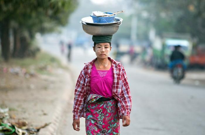 Что люди носят на голове? (29 фото)