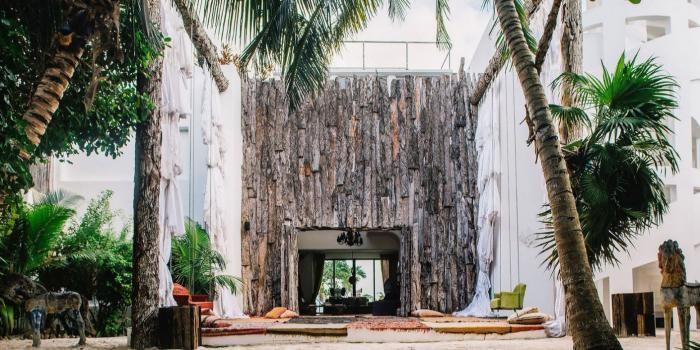 Из особняка Пабло Эскобара сделали отель (6 фото)