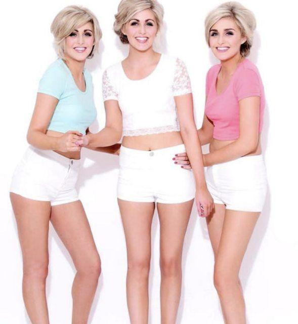 Очаровательные близняшки, тройняшки из разных стран мира (10 фото)