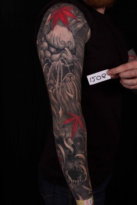 Татуировки, похожие на произведения искусства (27 фото)