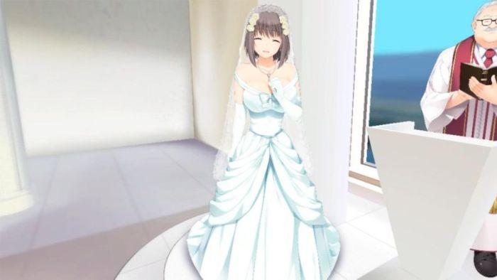 В Японии Геймер женился на героине онлайн-игры для взрослых (4 фото)