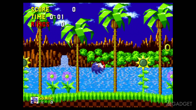 Sega вернет своих поклонников