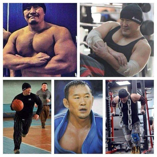 Халтмаагийн Баттулга - новый президент Монголии (2 фото)