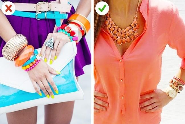 Как правильно сочетать аксессуары с одеждой (11 фото)