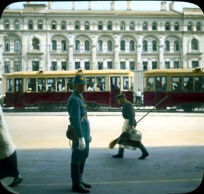 Москва в 30-е годы XX века (22 фото)