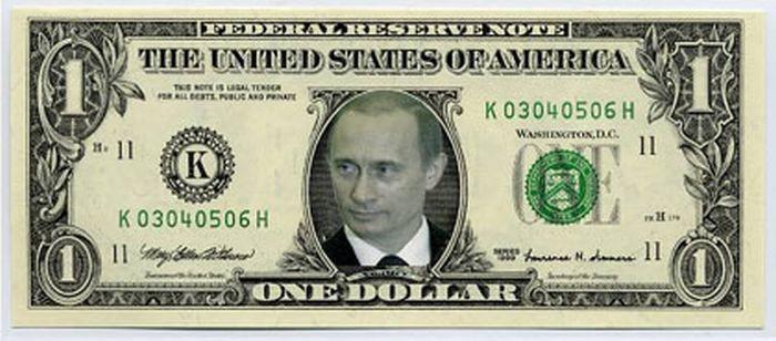 Если бы Россия захватила весь мир (23 фото)