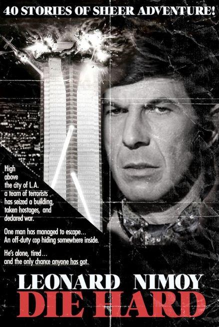 Плакаты к известным фильмам (13 фото)