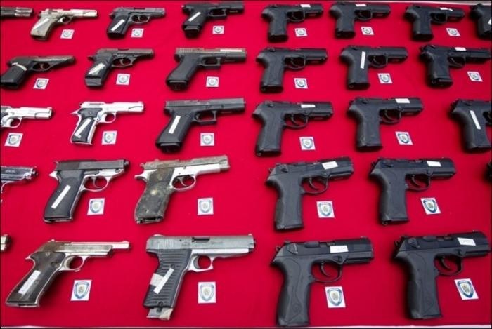 Гангста-пушки (3 фото)