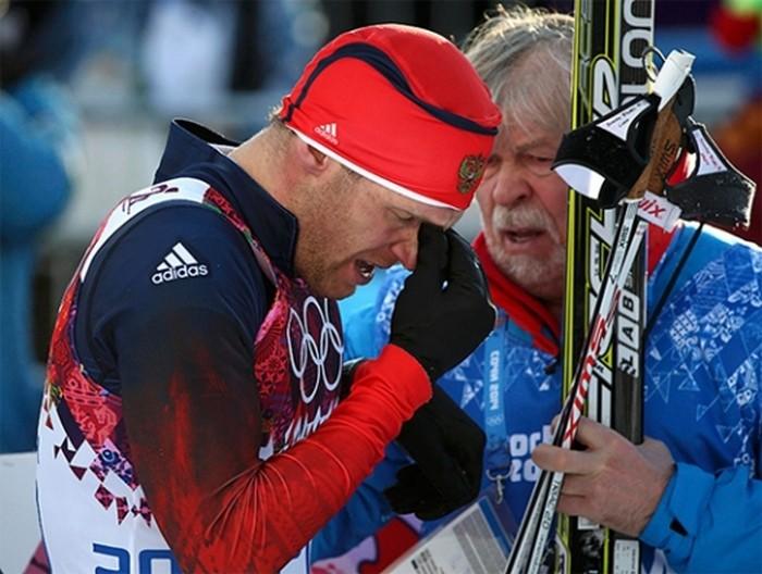 Благородные поступки спортсменов (10 фото)