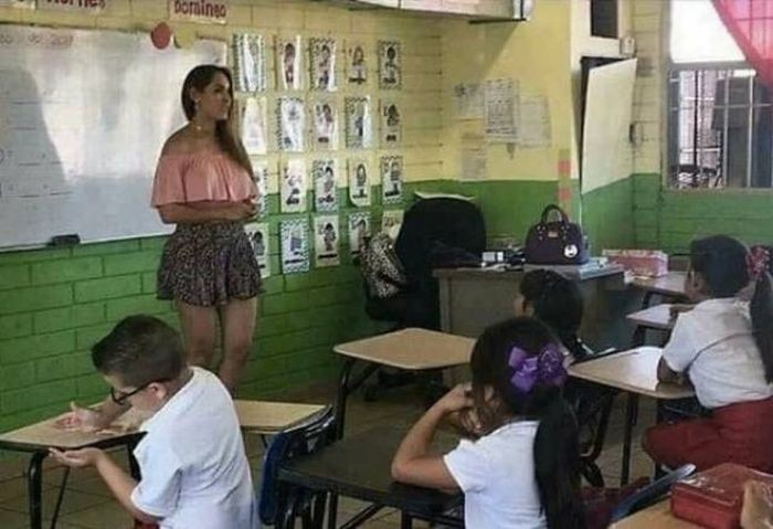 Преподаватели мечты (33 фото)
