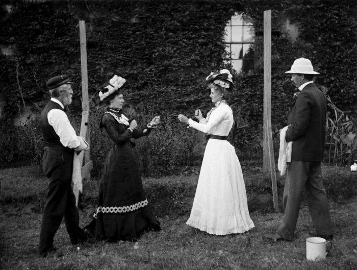Женский бокс на рубеже XIX и XX столетий (17 фото)