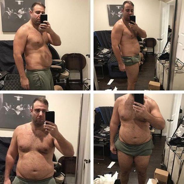 Покерный игрок похудел на 27 кг и выиграл миллион долларов (5 фото)