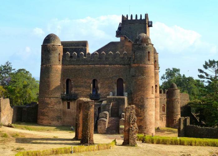Интересные факты из географии Эфиопии (5 фото)