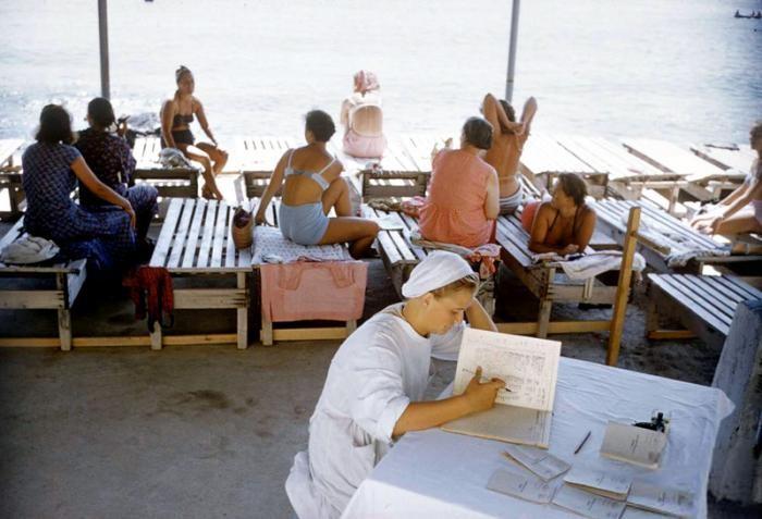 Фотографии Крыма, сделанные в разное время (16 фото)