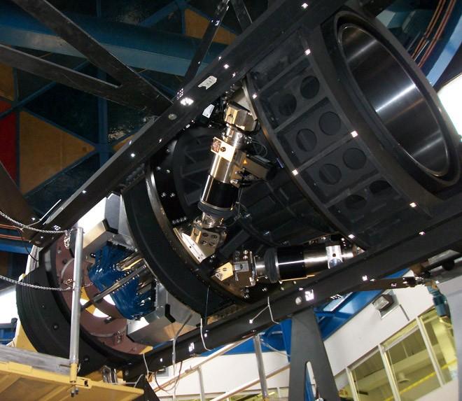 Строительство 570-мегапиксельной камеры (11 фото)