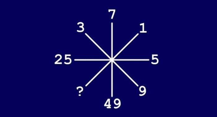 Решите эту головоломку за минуту (2 фото)