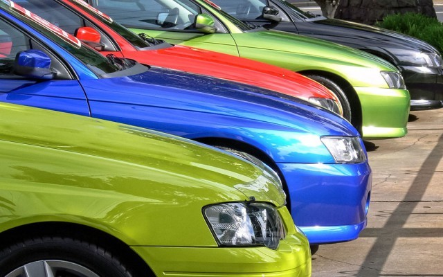 Какой цвет автомобилей самый популярный (21 фото)