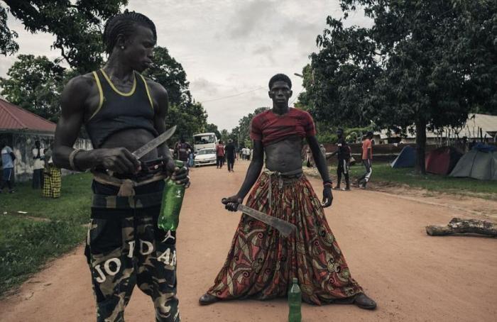 Как сенегальские мальчики становятся мужчинами (19 фото)