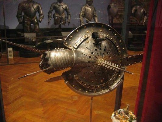 Необычные виды оружия (10 фото)