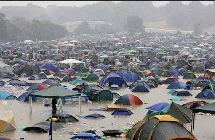 Неповторимая атмосфера музыкальных фестивалей (25 фото)