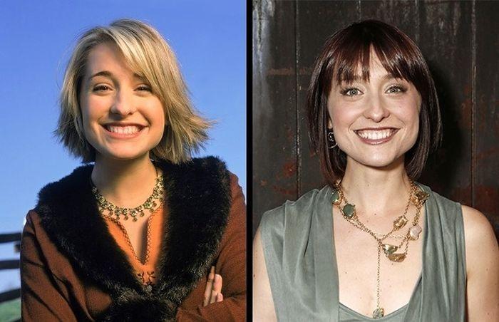 Любимые актеры, сильно изменившиеся со временем (15 фото)
