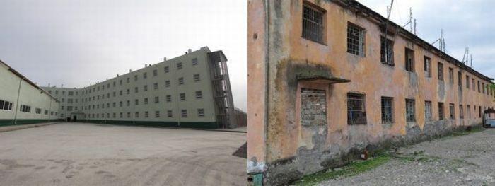 Реформа тюрем в Грузии (20 фото)