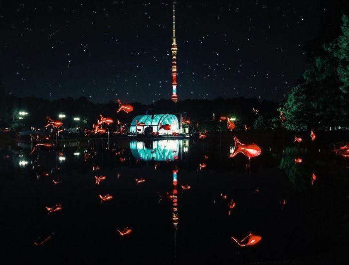 Фестиваль искусств «Вдохновение» на ВДНХ (28 фото)