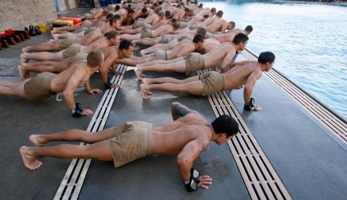Морские котики армии США (22 фото)
